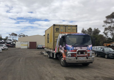 Aldinga Towing sell and hire a wide range of of new and used shipping containers