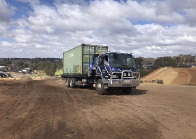 We hire and sell shipping containers and transport them anywhere in Adelaide and regional SA
