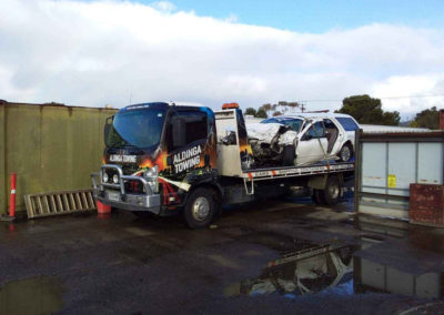 Aldinga Towing offer free Adelaide car pick up and buy service