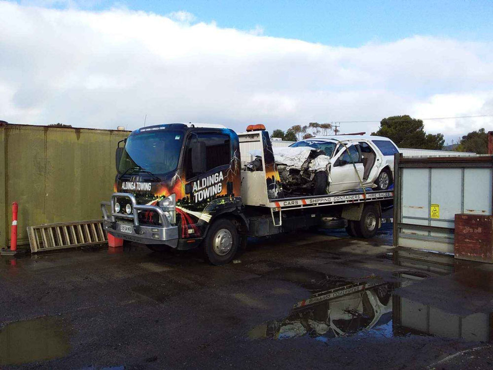 Cash For Cars - Aldinga Towing offer free Adelaide car pick up and buy service