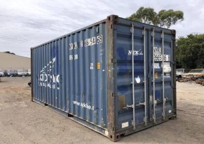 Used shipping container for sale or Hire in Adelaide Metro are and South Australian Country